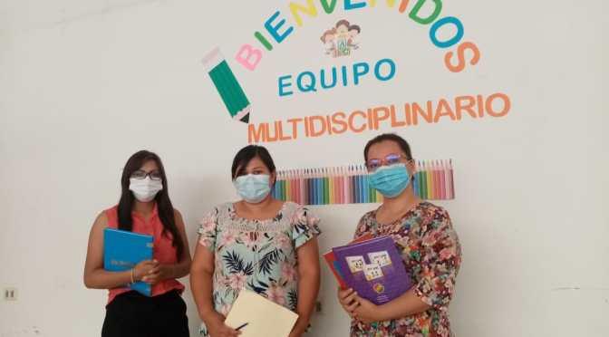 Gabinete psicológico brinda atención a menores en la pandemia