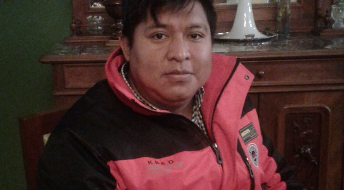 """Arebayo sobre Covid 19 en pueblo guaraní: """"No dan esperanza de vida en las comunidades"""""""