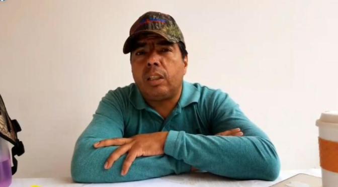 Wilman Cardozo se aferra a Jeanine Añez