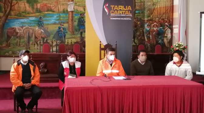 Municipio de Tarija apuesta a la producción agrícola e iniciativas productivas locales