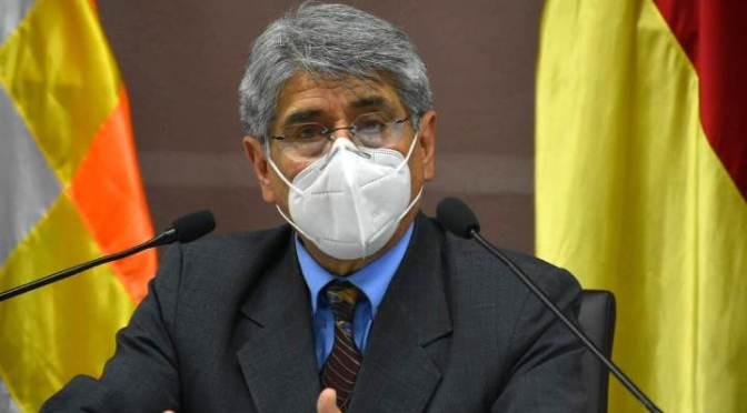 Viceministro Landivar advierte de un posible rebrote de covid 19 a fin de año
