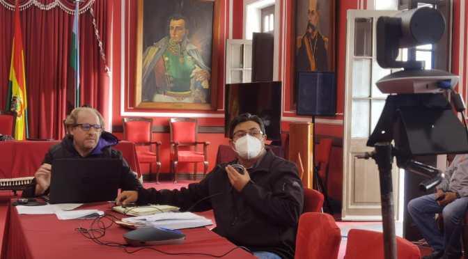 Autoridades deciden ampliar los horarios de salida durante la cuarentena en Tarija