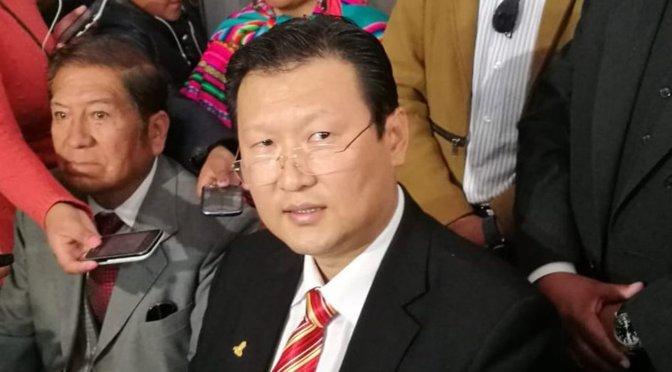 Defensoria pide al TSE sancionar a Chi por expresiones discriminatorias contra población LGBTI