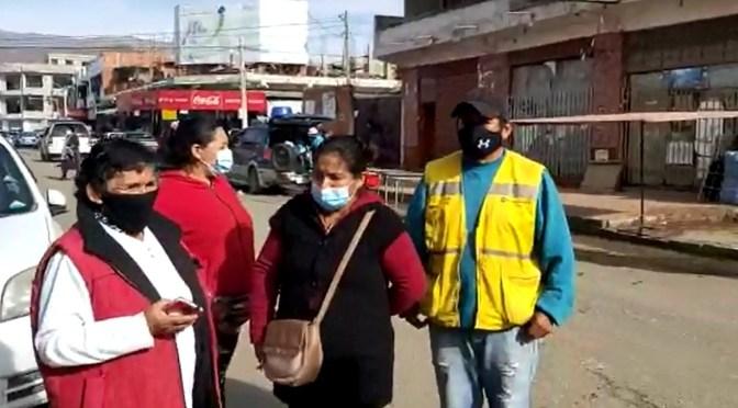 Comerciantes de la feria de Tabladita piden que les permitan vender de lunes a viernes