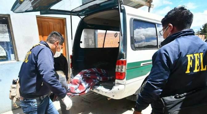 Investigan a dos miembros de comunidad Ayorea en la Villa por matar a golpes a una persona