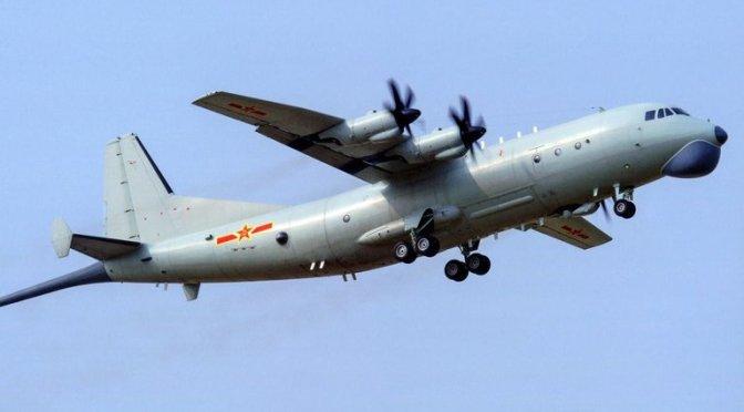 Provocación de China a Taiwán: dos aviones de su ejército violaron el espacio aéreo de la isla ante la visita de un diplomático estadounidense