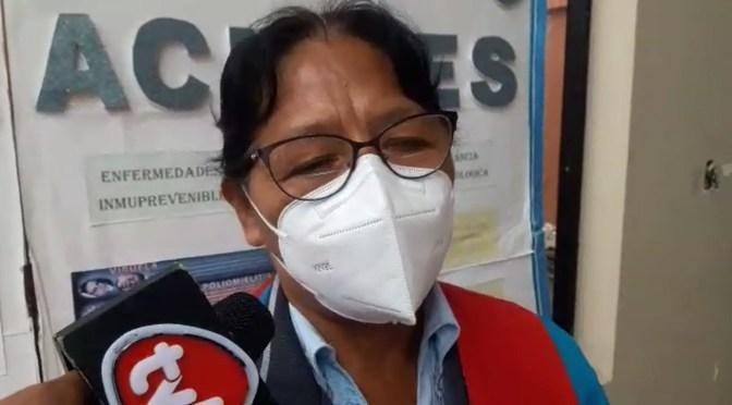PAI continúa con campaña de vacunación en los barrios contra el papiloma