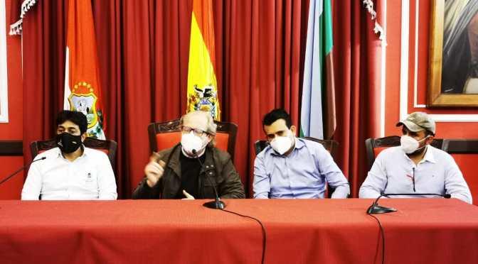 Gobernación trabaja con ministerio de Hidrocarburos y Energía para solucionar demanda de Tarija