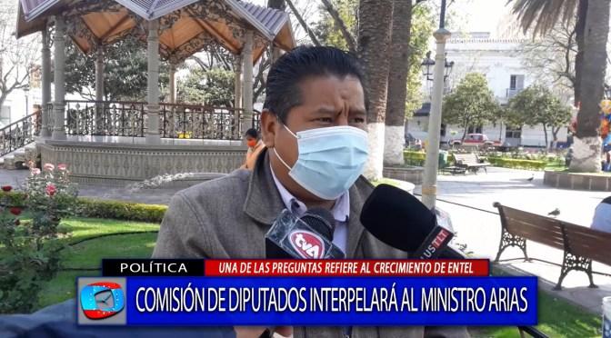 Comisión de diputados convoca a ministro Arias para presentar informe sobre inversiones en Entel