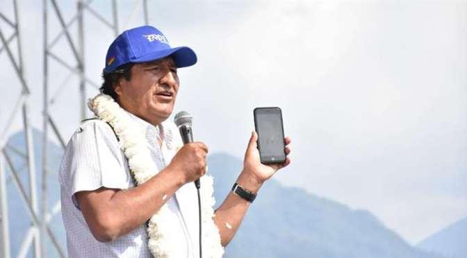 Hoy se define si Evo Morales queda habilitado o no como candidato a senador
