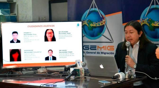 Migración denuncia daño de Bs4,7 millones por corrupción en visas asiáticas en gestión del MAS