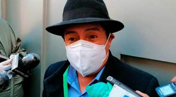 Rafael Quispe: Si fuera Ministro de Gobierno, meto a patadas la Embajada de México y saco a Quintana del cuello