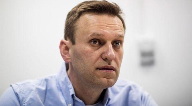 Navalni despertó del coma y su estado «ha mejorado», según médicos berlineses