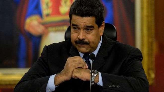 Venezuela: ¿es posible una intervención militar para sacar a Maduro?