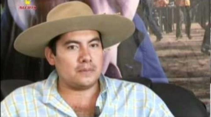 Ingresa a terapia intensiva por covid 19 el cantautor Ronald Arteaga