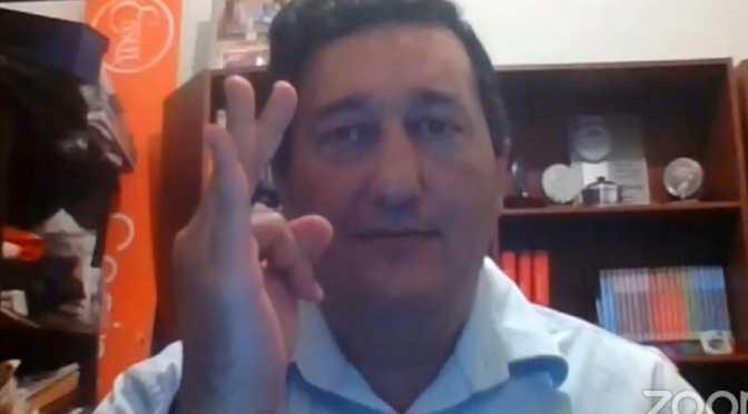 Alfonso Lema es posesionado como nuevo alcalde de Tarija