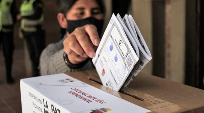 Tarija contará con observadores de la OEA y Uniore para la segunda vuelta