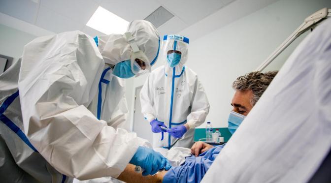 Bermejo: Baja incidencia de pacientes atendidos en la sala covid