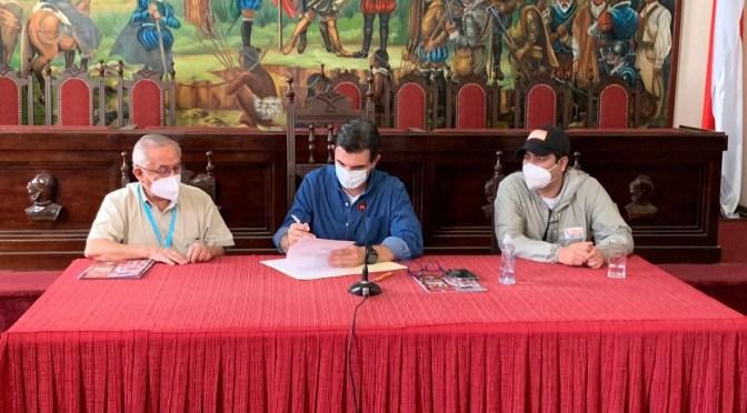 """Alcaldía de Tarija y el Banco de Sangre firman convenio para garantizar la """"Donación de Plasma"""""""
