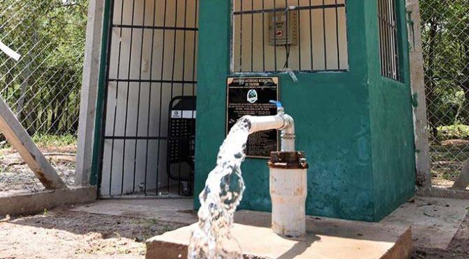 Entregarán pozo productivo para provisión de agua en El Bagual