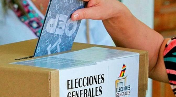 Enfermos con covid-19 y mayores de 70 años no están obligados a votar