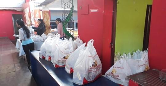 Suspenden entrega de Canasta Alimentaria en Tarija por limpieza de almacenes