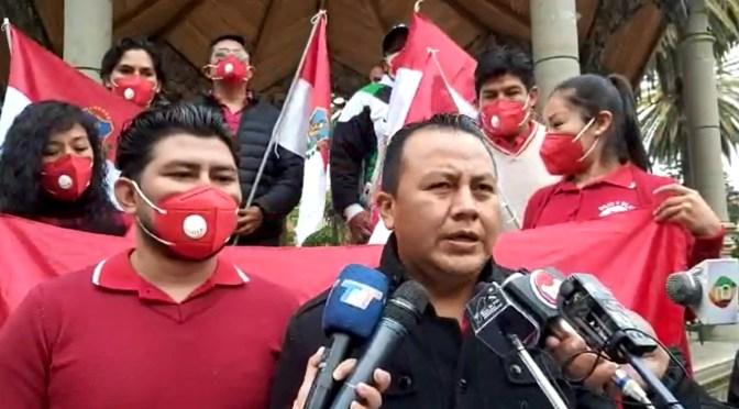 Ervin Mancilla se aleja del MAS y pone su mirada en las elecciones municipales