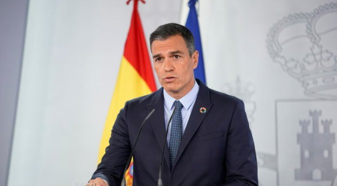 Coronavirus en España: Pedro Sánchez aprobó un nuevo estado de alarma con toque de queda