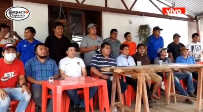 Dirigentes de clubes y ligas provinciales se reúnen en Entre Ríos pidiendo se respete la fecha de elecciones en la ATF