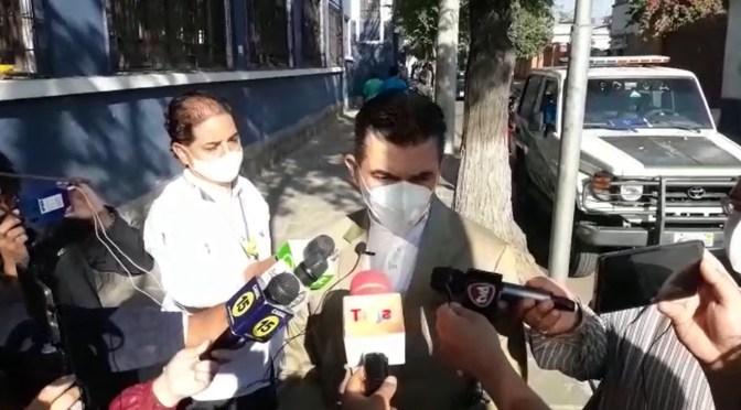 Rodrigo Paz llama a las organizaciones políticas a respetar los resultados