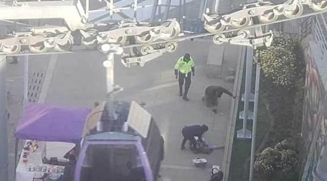 Un policía mata a su pareja y luego se dispara a la cabeza