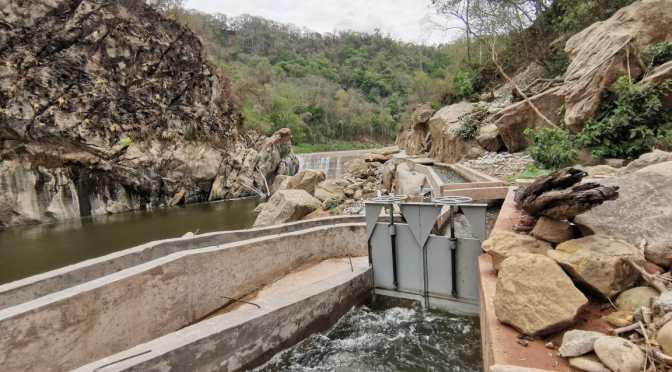 Gobernación última detalles para entrega del Proyecto de Aducción de Agua en Bermejo