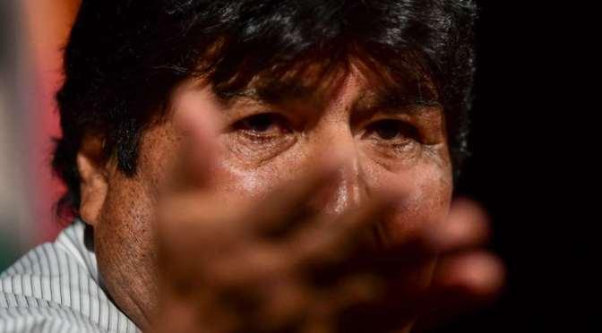 Fijan para el 20 de octubre la audiencia de Evo Morales por el caso terrorismo