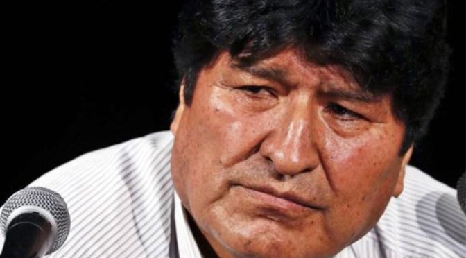 Abogado dice que Evo Morales no fue citado para la audiencia cautelar del martes por terrorismo
