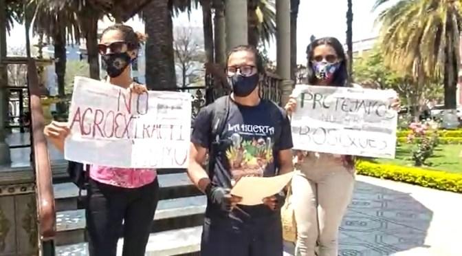 Ambientales piden a candidatos propuestas claras en favor del medio ambiente
