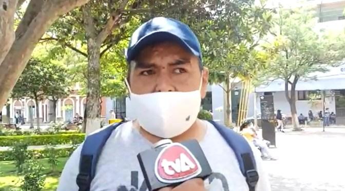 Dirigente del barrio La Pampa señala que Paz debía presentar informe de gestión al renunciar