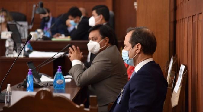 TSJ excluye a Tuto Quiroga del juicio por petrocontratos y extingue acción penal