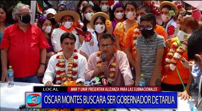 """Caso """"Terrenos de la Villa Olímpica"""" persigue a la anunciada candidatura de Oscar Montes"""