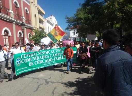 El Prosol sin recursos por dos meses: Campesinos anuncian medidas de presión