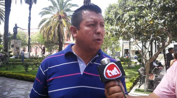 Piden destitución de diputado Rosas (CC) por no apoyar a Oscar Montes