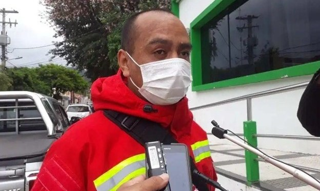 Bomberos de Yacuiba pide ayuda a la población para equiparse