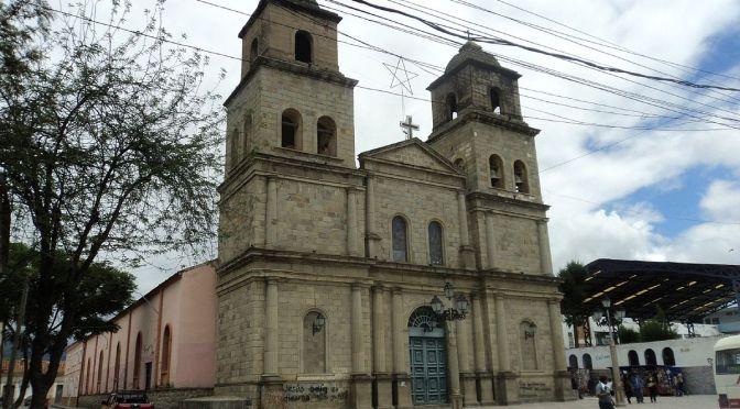 Iglesia y comité cívico unidos contra el Movimiento al Socialismo