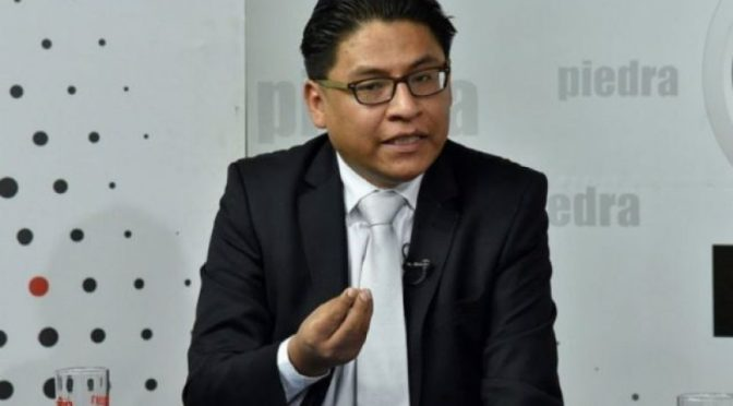 """Ministro Lima: """"En 14 años, al tener el MAS los dos tercios, tuvo mucha influencia en la justicia"""""""
