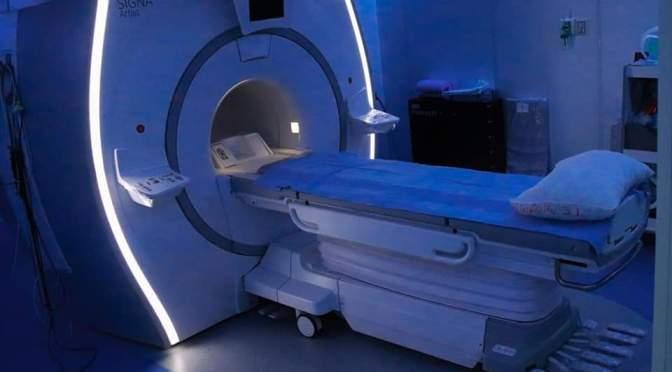 Oliva entrega moderno resonador magnético al Hospital San Juan de Dios