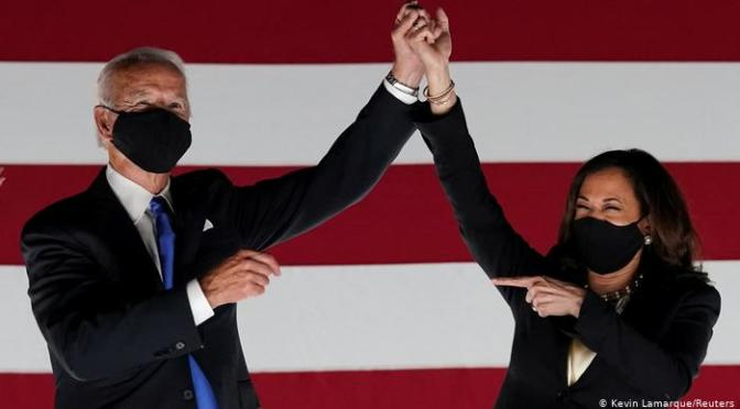 Joe Biden gana la presidencia de EEUU