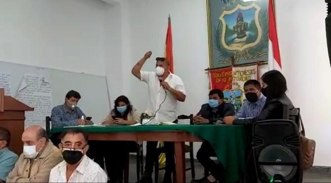 Cívicos convocan a cabildo en Tarija para exigir auditoria al proceso electoral