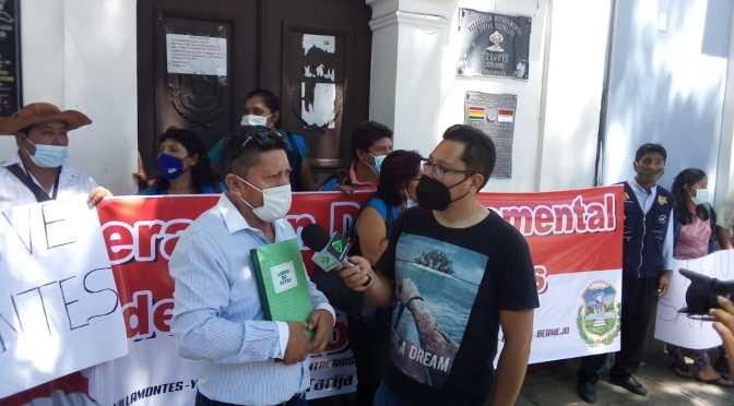 """Galdo acusa a """"exdirigentes"""" de utilizar la Fedjuve para ser candidatos"""