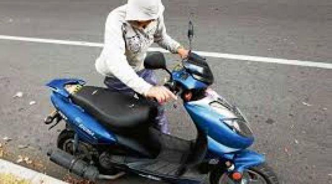 """Pillan el escondite del """"Wampi"""", lo encontraron con droga y una moto robada"""