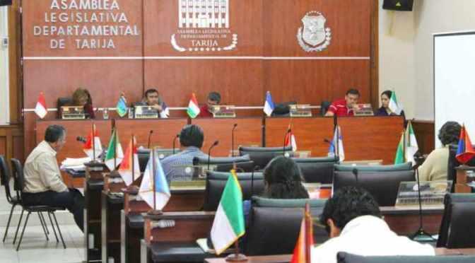Aguardan reglamento para la distribución de escaños por población en Tarija