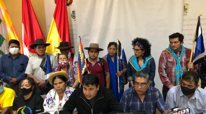 EL MAS Tarija decide hoy si Álvaro Ruiz se queda o se va